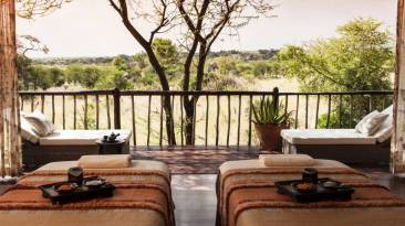Four Seasons Safari Lodge Spa - Courtesy of Four Seasons Resorts