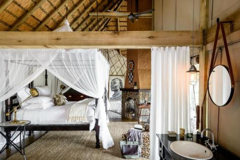 Singita Ebony Lodge - Courtesy of Singita Resorts