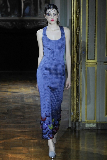 Ulyana Sergeenko - Courtesy of style.com