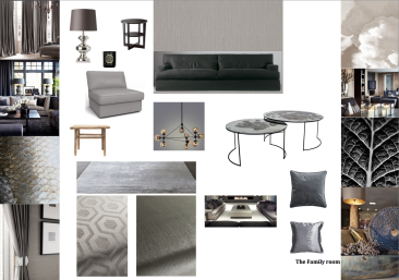 Mood Board - Courtesy of SwanfieldLiving