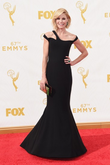 Julie Bowen in Georges Chakra - Photo by Jason Merritt - Getty Images