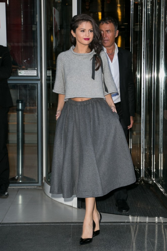 Selena Gomez - Photo by Marc Piasecki - GC Images