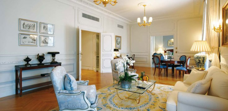 Diamond Suite Garnier - Courtesy of Hôtel de Paris