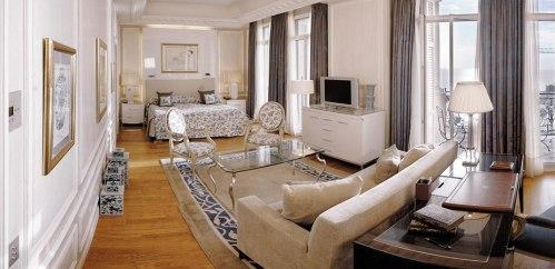 Diamond Suite Presidential - Courtesy of Hotel Hermitage