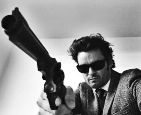 Austin Nichols from The Walking Dead as Dirty Harry - Photo austinnichols - Instagram