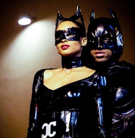 Ciara as Catwoman - Photo Ciara - Instagram