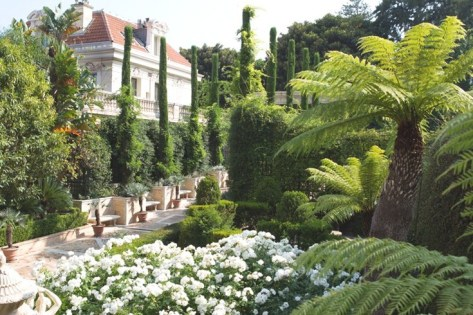 Gardens - Courtesy of Hotel Metropole
