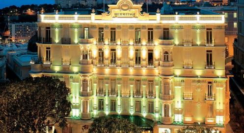 Hotel Hermitage - Courtesy of booking.com