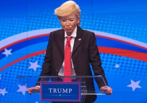 Kelly Ripa as Donald Trump - Courtesy of ABC