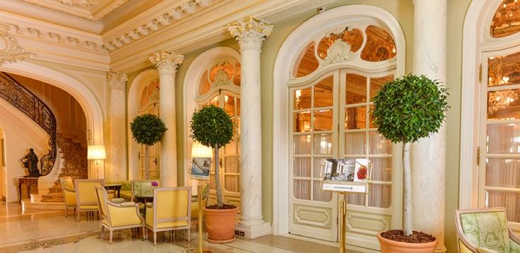 Le Limun Bar - Courtesy of Hotel Hermitage
