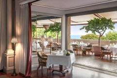 Restaurant - Courtesy of Hotel Metropole
