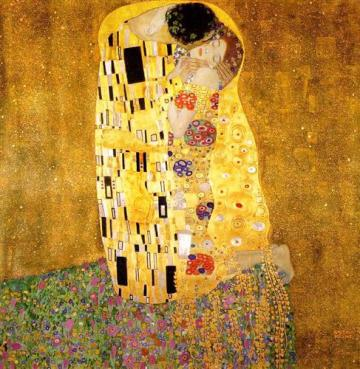 The Kiss, 1908 - Courtesy of wikiart.org