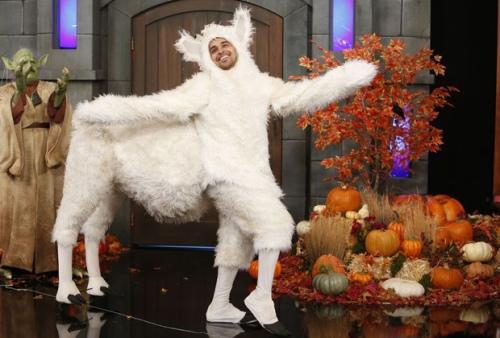 Wilmer Valderrama as Wilmer Valder-llama - Courtesy of ABC