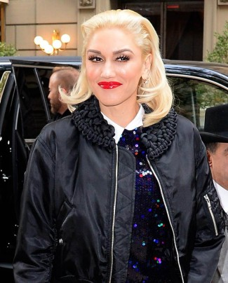 Gwen Stefani - Courtesy of laineygossip.com