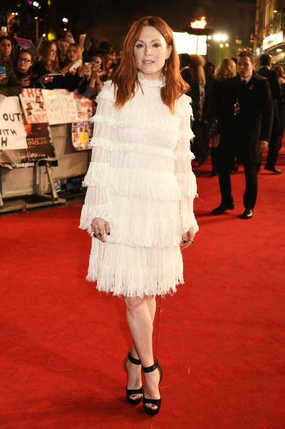 Julianne Moore in Alexander McQueen - GettyImages