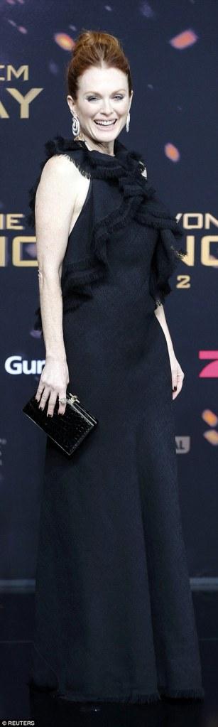 Julianne Moore in Jason Wu - Reuters