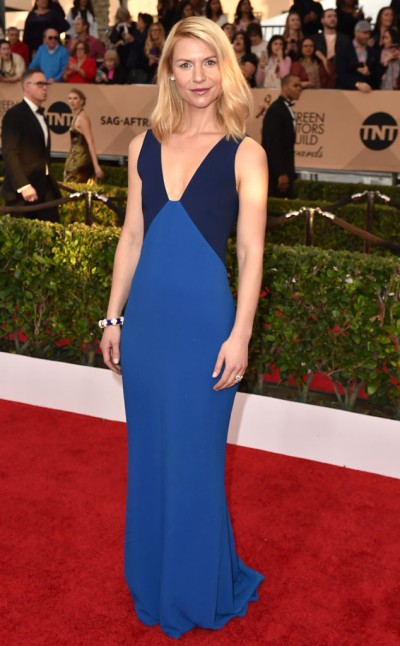 Claire Danes in Stella McCartney - Photo Jordan Strauss - Invision - AP