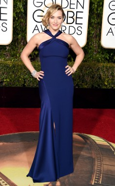 Kate Winslet in Ralph Lauren - Jason Merritt - Getty