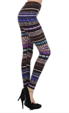 Lost in Love from Black Sheep Legging