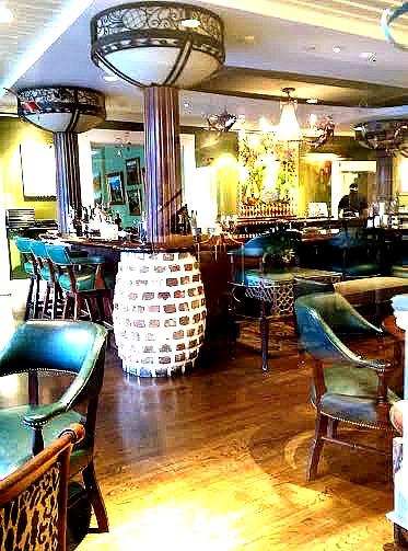 Marshall House - Bar