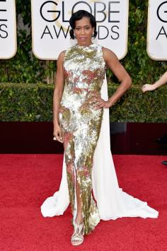 Regina King in Krikor Jabotian - Photo John Shearer - Getty