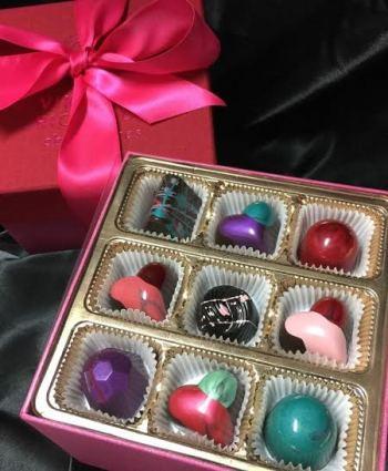 Viktoria Richards Chocolates