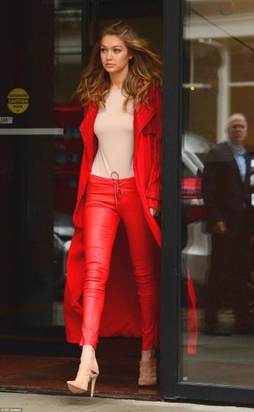 Gigi Hadid - Photo GC Images1