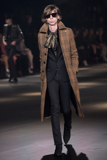 Saint Laurent Men's RTW Fall 2016