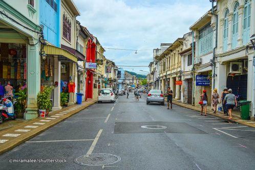 Phuket Town - Courtesy of phuket.com