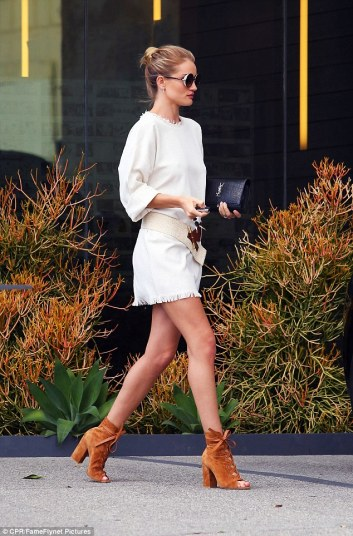 RosieHW White Dress