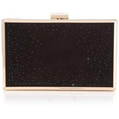 America Ferrera - Similar box clutch - The Luxe Lookbook
