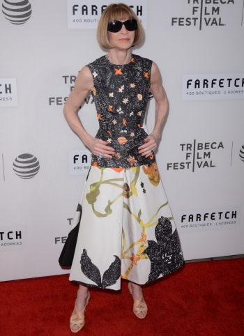Anna Wintour at Tribeca Film Festival - Getty - The Luxe Lookbook.jpg