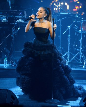 Ariana Grande at Time 100 Gala - Photo by Kevin Mazur - Getty Images - The Luxe Lookbook1