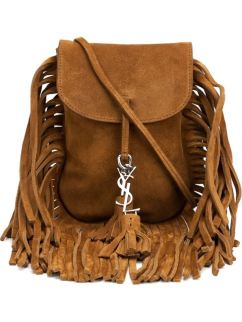 Kendall Jenner Coachella Fringe Bag - The Luxe Lookbook