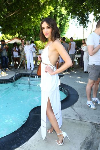 Olivia Culpo at CFDA Brunch - Courtesy of fashioninstyle.net - The Luxe Lookbook.jpg