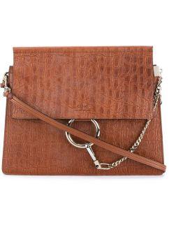 Olivia Culpo brown satchel