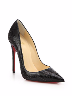 Taylor Swift Louboutins - The Luxe Lookbook