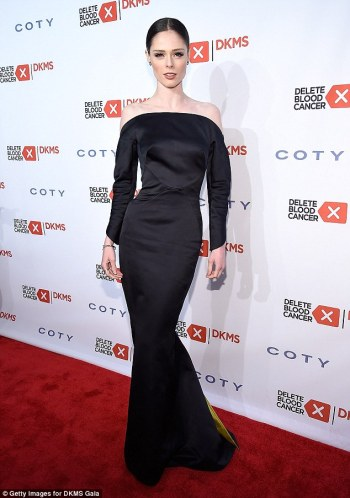 Coco Rochas at DKMS Gala 2016 - Getty Images - The Luxe Lookbook