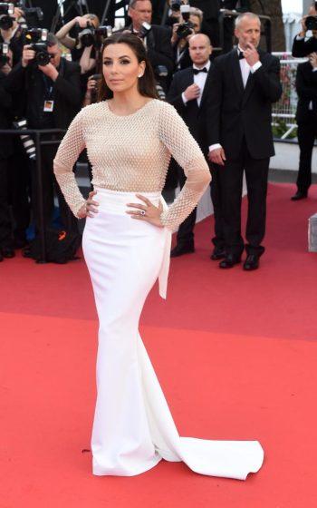 Eva Longoria - Photo by David Fischer - REX - The Luxe Lookbook