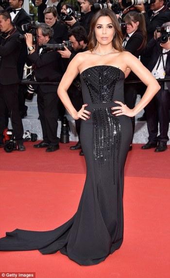 Eva Longoria - Photo credit - Getty Images - The Luxe Lookbook