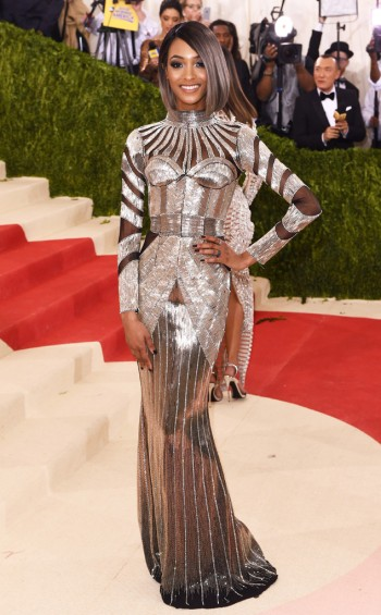 Jourdan Dunn in Givenchy - Photo by David Fisher - REX-Shutterstock - The Luxe Lookbook
