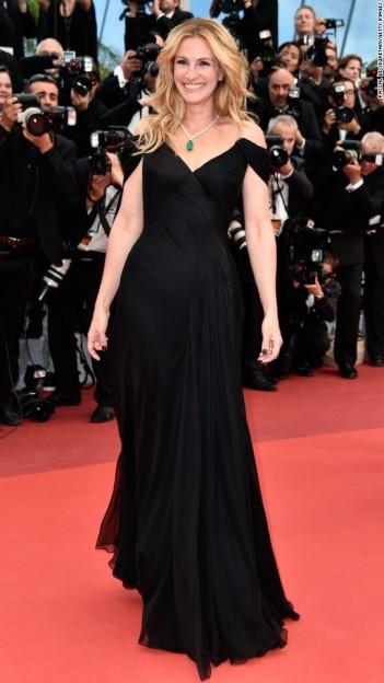 Julia Roberts - Photo credit - CNN.com - The Luxe Lookbook