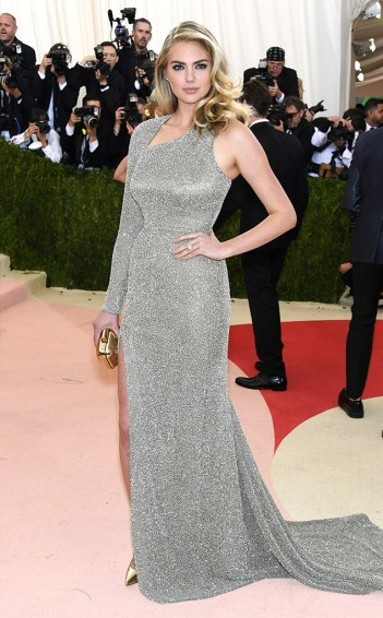 Kate Upton in Topshop - Photo by Larry Busacca - Getty Images - The Luxe Lookbook