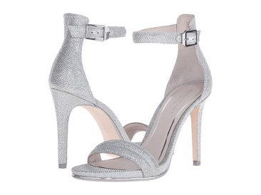Kenneth Cole Metallic Heels - Look for Less - The Luxe Lookbook