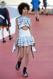 Louis Vuitton - Photo credit Fernanda Calfat - Getty - The Luxe Lookbook