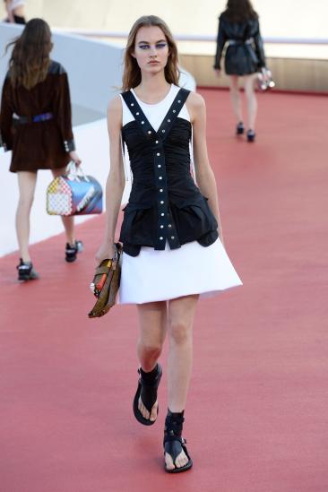 Louis Vuitton - Photo credit Fernanda Calfat - Getty - The Luxe Lookbook1