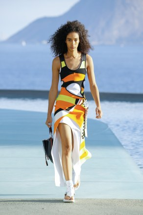 Louis Vuitton - Photo credit Luca Tombolini - Vogue - The Luxe Lookbook1