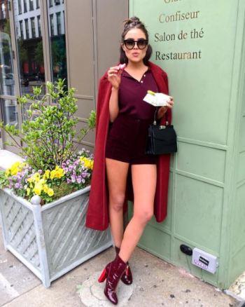 Olivia Culpo - Instagram - The Luxe Lookbook