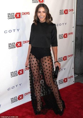 Olivia Culpo - MediaPuch-AKM-GSI - The Luxe Lookbook