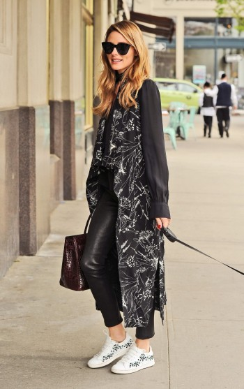 Olivia Palermo - Photo Source Splash News - The Luxe Lookbook